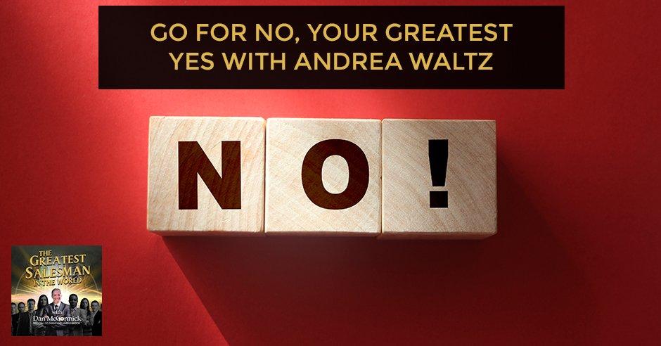 GSW 28 Andrea Waltz | Go For No
